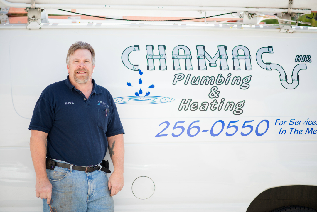 Grand Junction Plumbing Van Dave